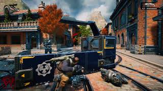 Gears of War 4   PC Gameplay   1080p HD   Max Settings