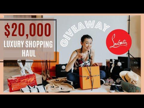 spring-2019-luxury-shopping-haul-|-christian-louboutin-giveaway-|-早春豪华购物分享-|-jing-leng