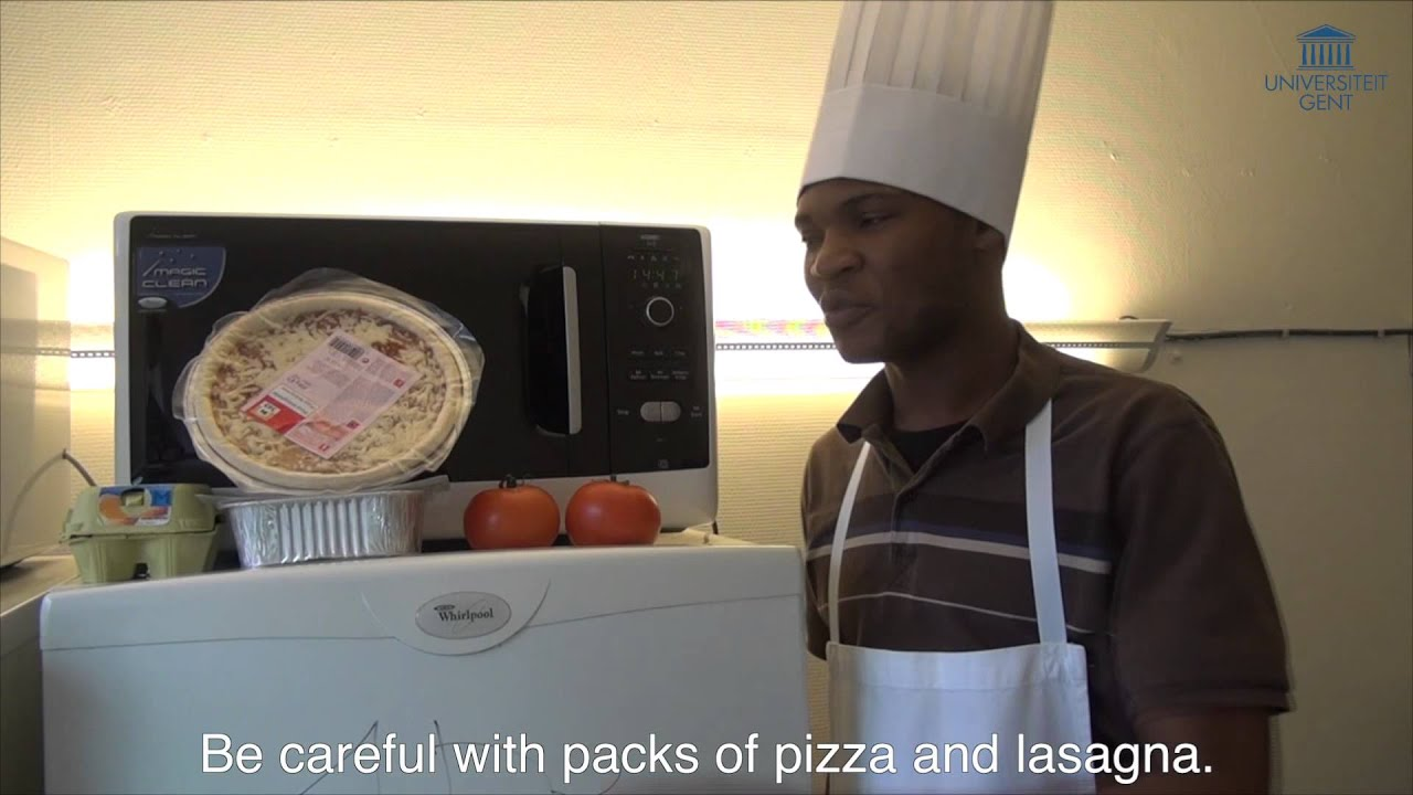 How to NOT use a microwave