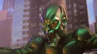 Spider-Man (2002) HINDI Action Sences | Movies Sences HD