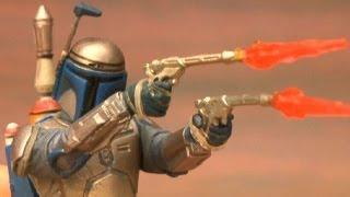 CGR Toys - STAR WARS Jango Fett Figure Review