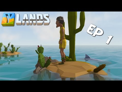 Ylands | Explory Goodness !! | Let's Play ep 1