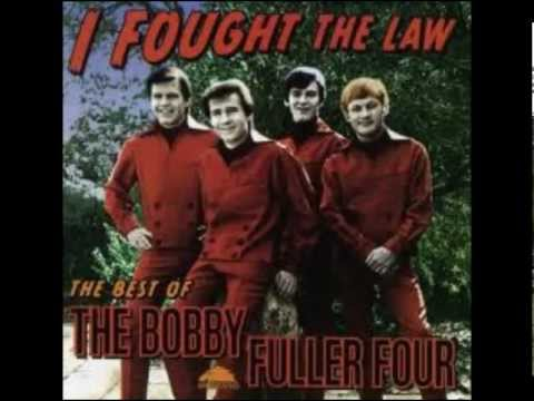 Bobby Fuller Four  I fought the Law Remix