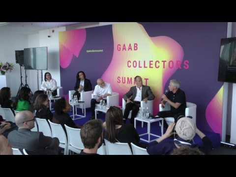 GAAB Collectors Summit 2017 - Session 2: Collecting Contemporary Asian Art