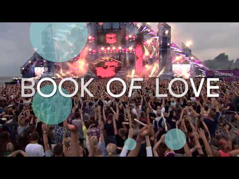 Felix Jaehn - Book of Love (ft. Polina) [Official Single]
