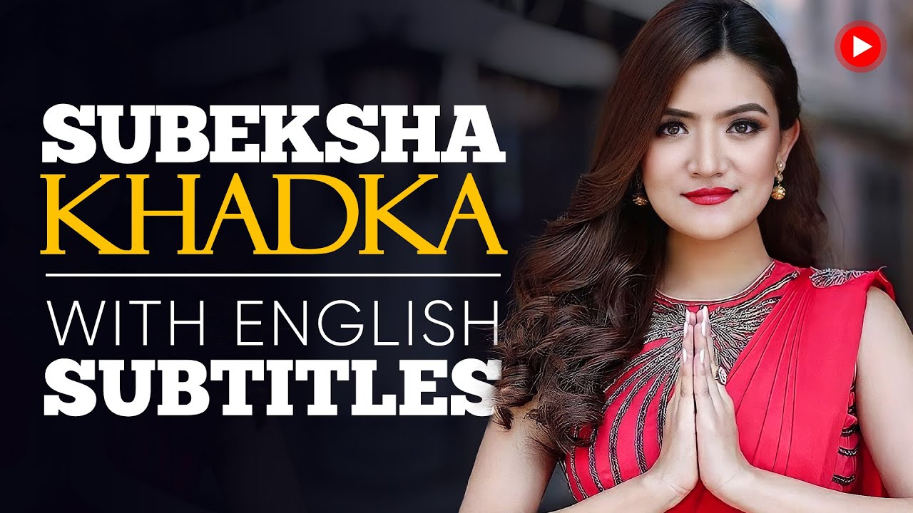 ENGLISH SPEECH | SUBEKSHA KHADKA: Don't Hesitate (English Subtitles)