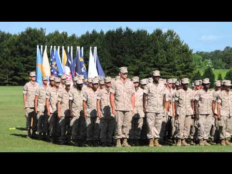 Camp Geiger MCT - Kilo Company 7/1/14 Graduation - 2 of 2