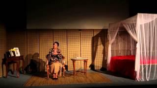 Monolog Inggit oleh Happy Salma