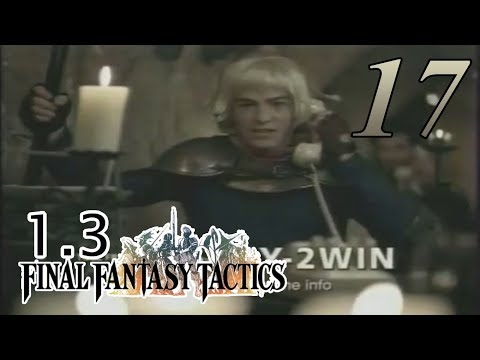My Name Is Marche - Final Fantasy Tactics 1.3 Difficulty Mod - 17