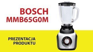 Blender kielichowy BOSCH MMB65G0M