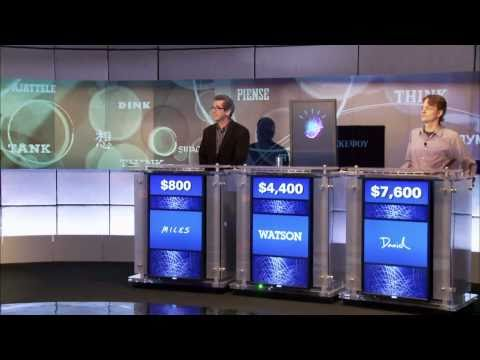 A: This Computer Could Defeat You at 'Jeopardy!' Q: What is Watson?