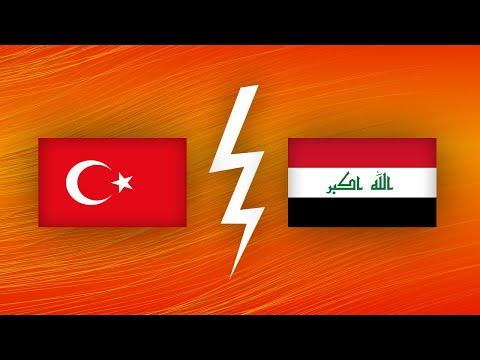 Türkiye vs Irak ft. Müttefikler, Savaşsaydı?