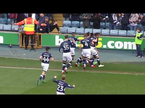 Highlights | Millwall 2-0 Bristol City
