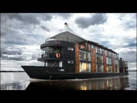 Amazon Luxury Cruises on the Aria Amazon with Aqua Expeditions
