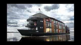 Amazon Luxury Cruises on the Aria Amazon with Aqua Expeditions
