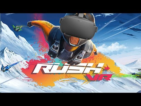 CLIFF DIVING IN VR! Rush VR - Oculus Quest - MAD SKILLZ Gameplay 😜