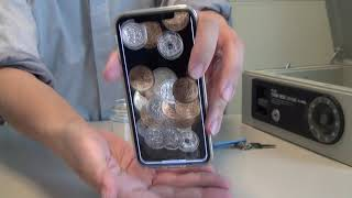 AMAZING & EASY App Magic Trick -  MoneyMagicBasic 9 for iPhone