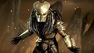 Mortal Kombat X Fatalities Mod Skin Cyber Predator