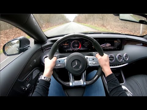 POV Drive: Mercedes-Benz