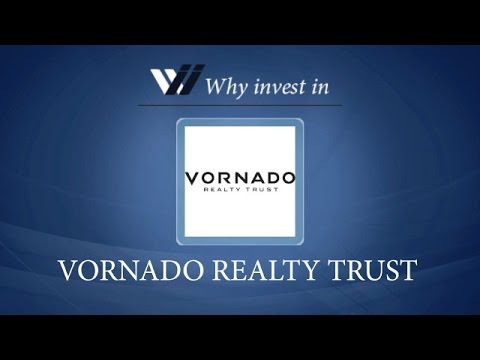 Vornado Realty Trust - Why invest in 2015