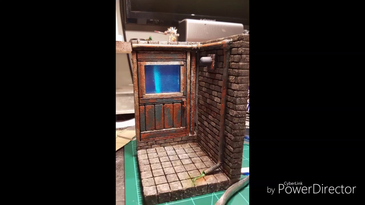 My custom dioramas, custom action figures and accessories