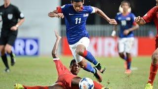 Oman vs Malaysia: AFC U-16 Championship 2014