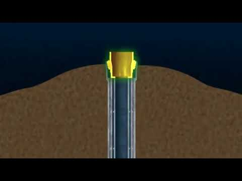deepwater drilling process   YouTube