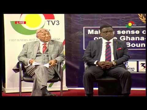 Media General news lecture on ITLOS ruling