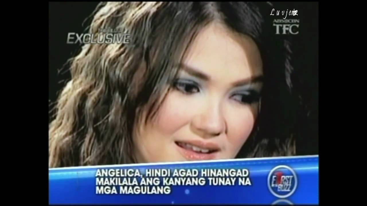 The Buzz 12052010 Angelica Panganiban Charlson Part 2 Youtube