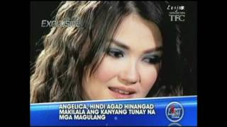 The BUZZ 12.05.2010 - Angelica Panganiban (Charlson) Part 2