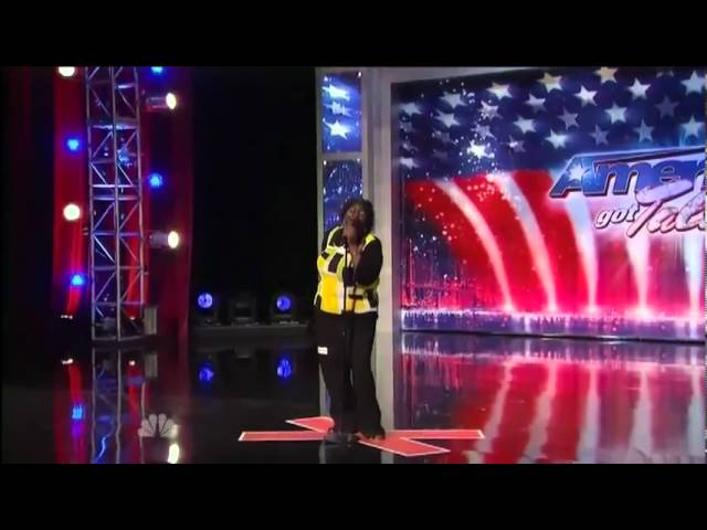 """Alice Tan Ridley Performs """"At Last"""" on America's Got Talent"""