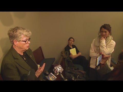 MSU President Lou Anna Simon resigns