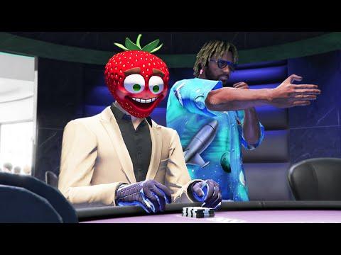 MAX BET GAMBLING! - GTA 5 Diamond Casino & Resort