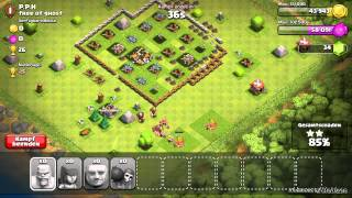 Let's Play Clash of Clans # Bald Rathaus Level 5