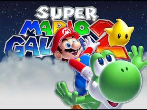 Super Mario Galaxy 2 - Hurry ! (+MP3)