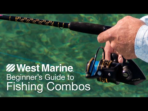 Beginner's Guide to Fishing Rod and Reel Combos