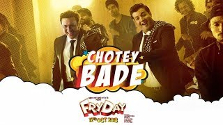 Chotey Bade Video Song Out   FRYDAY   Govinda   Mika Singh