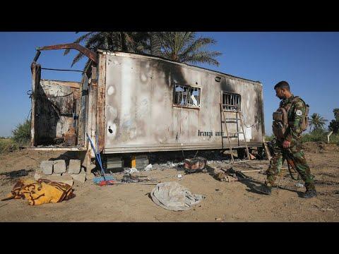 العراق: مقتل 11 عنصرا من الحشد الشعبي في تكريت في هجوم نسب لتنظيم -الدولة الإسلامية-  - 08:58-2021 / 1 / 24