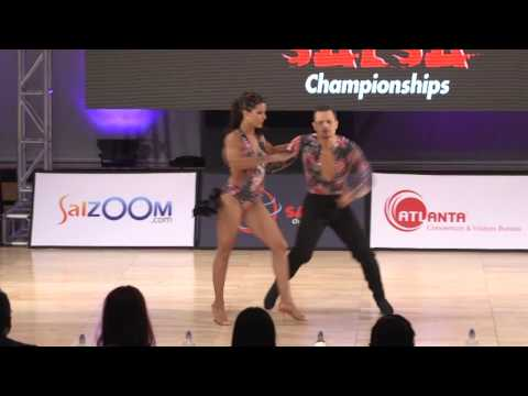 Simone & Serena (1st Place/On Two) (World Salsa Championships) (2016)
