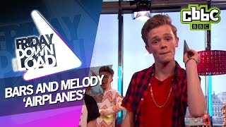 Bars and Melody cover Airplanes by B.o.B ft Hayley Williams - CBBC Friday Download