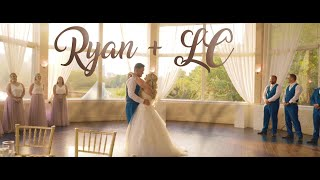 Ryan & Lindsey's Cinematic Wedding Video (Highlights)