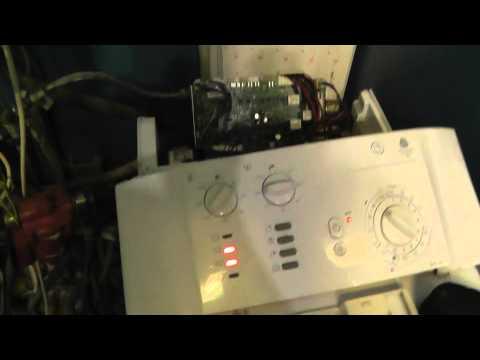 стиральная машина avlt 83 симистор греется
