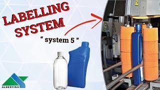 Albertina - Labelling machine System 5