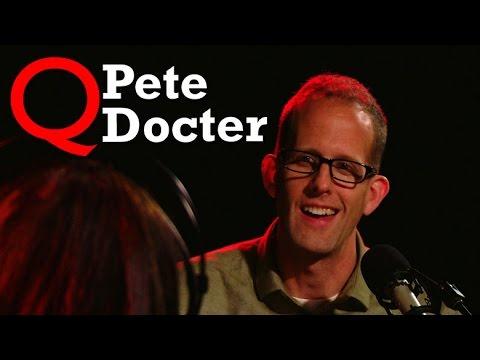 Pixar's Pete Docter in Studio Q