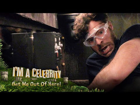 Shane and Jordan face The Viper Vault Trial | I'm A Celebrity... Get Me Out Of Here!