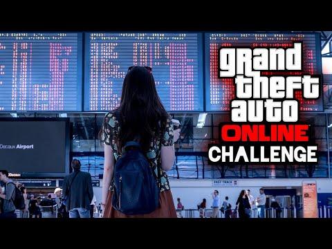VERSTECKEN am Flughafen 🎮 GTA Grand Theft Auto Online Challenge #233 thumbnail