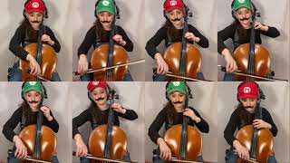Mario Kart for 8 Cellos