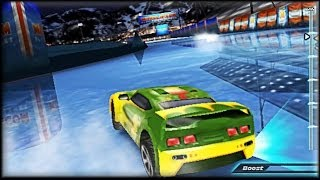 Arctic Drift - Game Walkthrough (all 1-5 races)