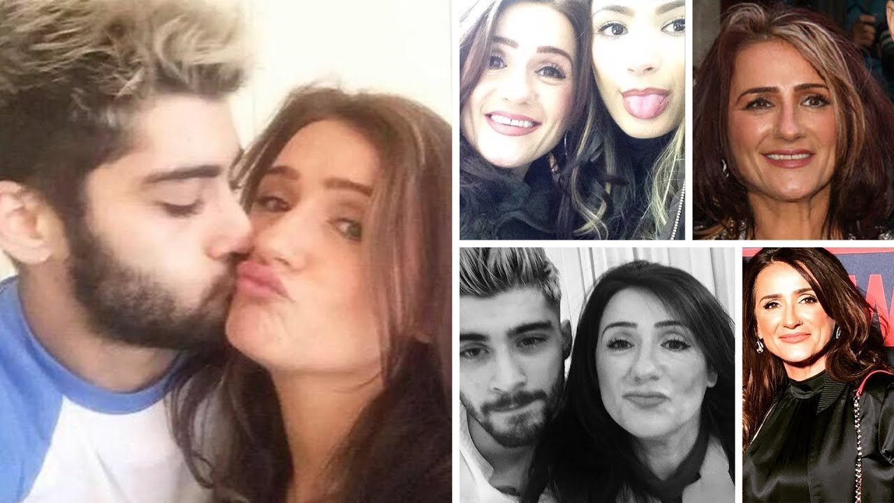 zayn malik mother trisha malik 2018 lifestyle youtube