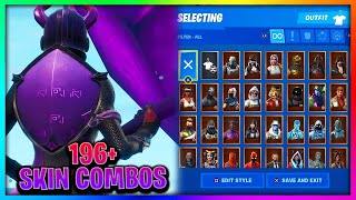 "Before You Buy ""DARK SHIELD"" - All Skin Combinations In Fortnite (196 e)"